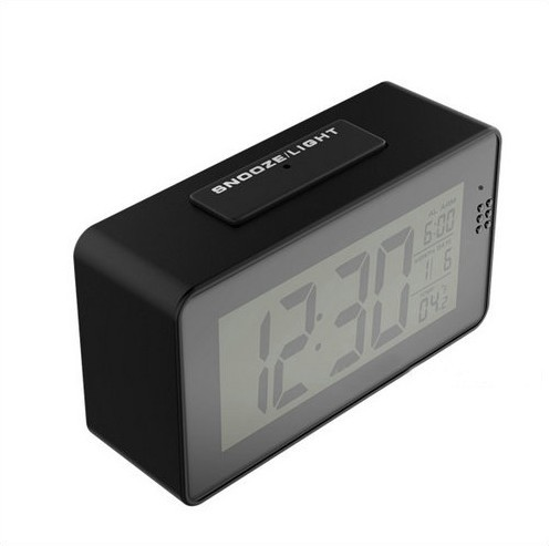 Alarm Clock Camera (Wifi) , Night vision, Motion Detection - 5