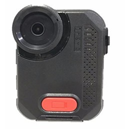 Ambarella A12 Body Worn Camera, WIFI Video Live Stream, Long Working hours - 1 250px