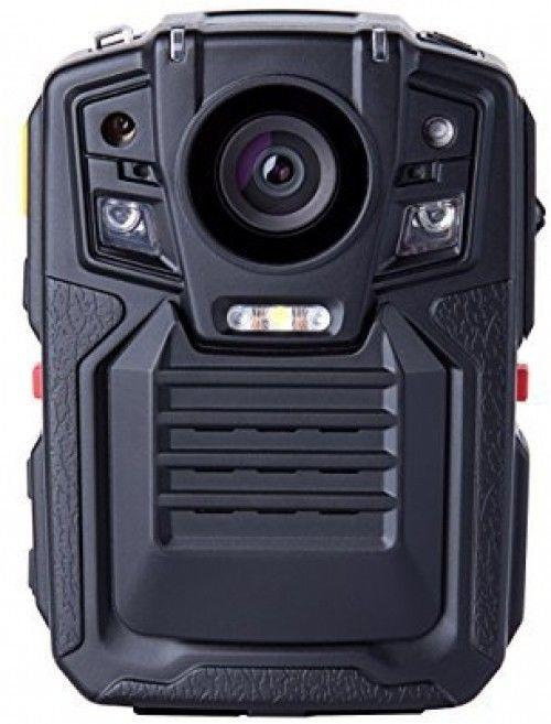 Removable Battery GPS Body Worn Police Camera (170deg) - 1