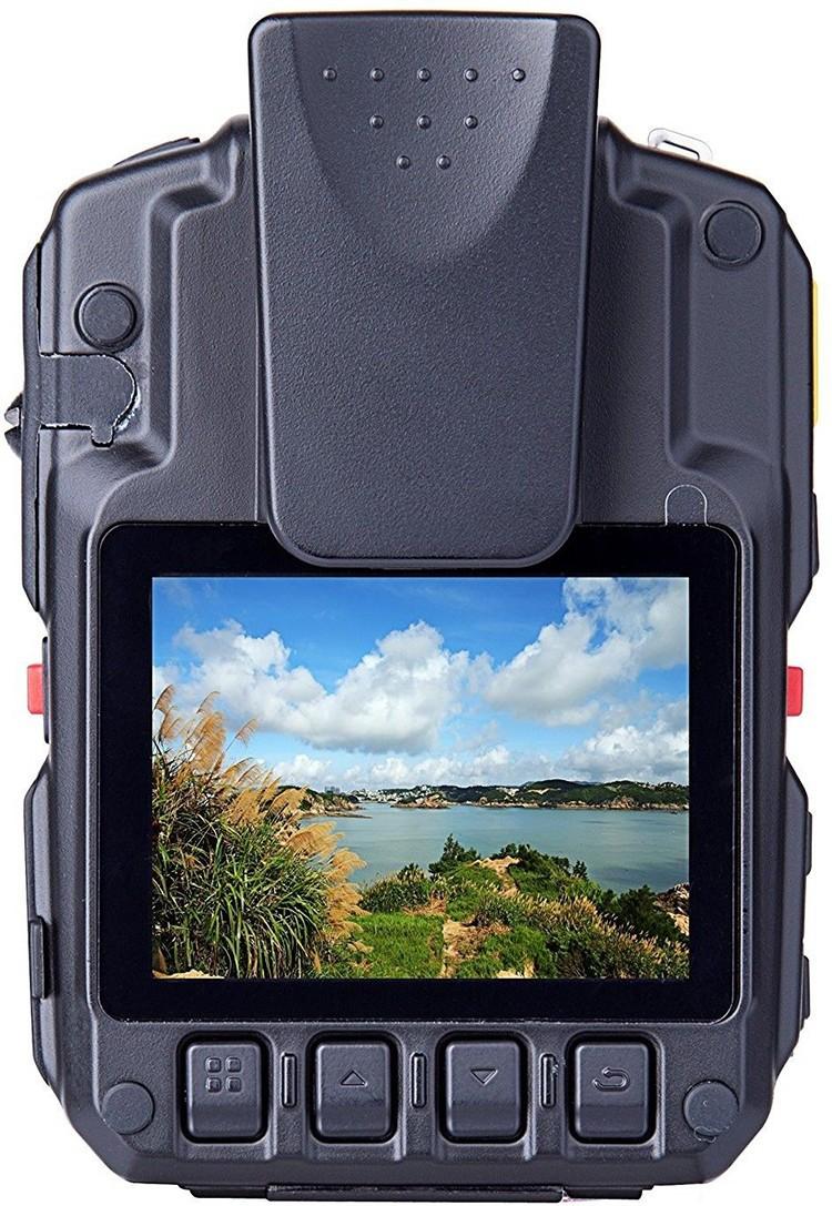 Removable Battery GPS Body Worn Police Camera (170deg) - 3