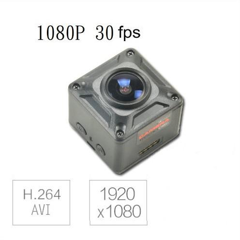 180 Degree Mini Camera, HD1080P, 30fps, SD Max 128g, Battery 60min - 4