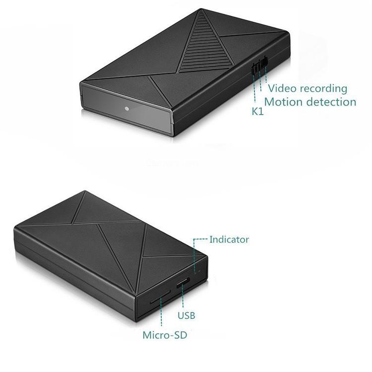 Automatic Night Vision Magic Camera Box, 1080P - 2