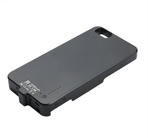 Iphone Power Case Camera, H.264 1080P, 5000mAh battery, TF 128G - 3