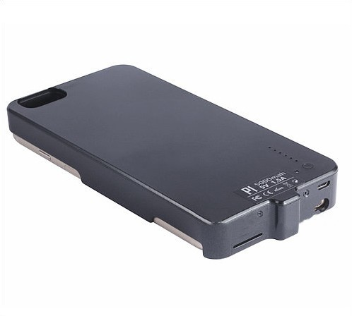 Iphone Power Case Camera, H.264 1080P, 5000mAh battery, TF 128G - 4