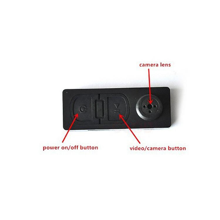 Mini Button Pinhole Camera - 8