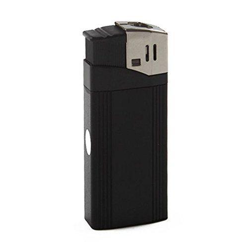 Mini Lighter Hidden Camera - Support TF Card - 2