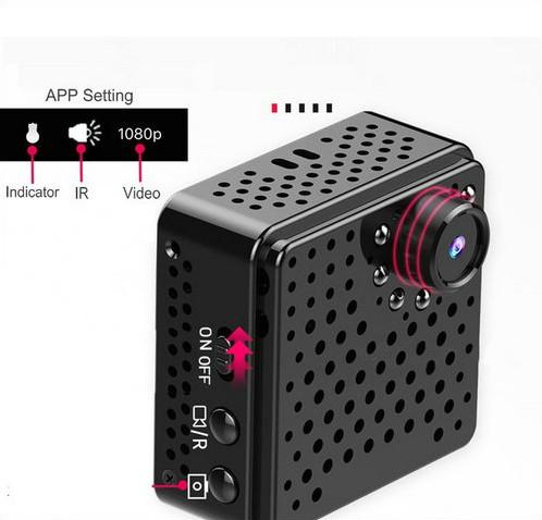 Mini WIFI Camera DVR, 5.0Mega 160degree Camera, Nightvision, SD Max128G - 5