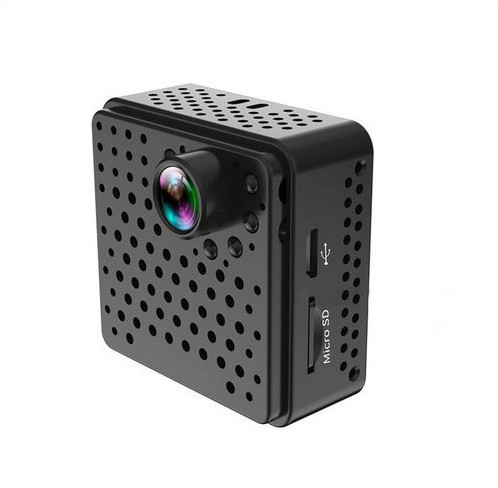 Mini WIFI Camera DVR, 5.0Mega 160degree Camera, Nightvision, SD Max128G - 6