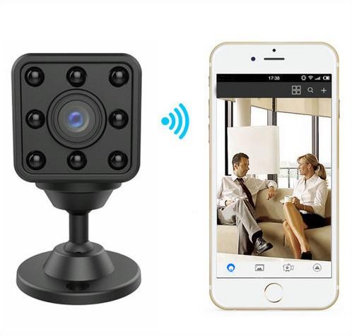 Mini WIFI Camera, HD1080P, H.264, 8 Meters Nightvision Distance - 6