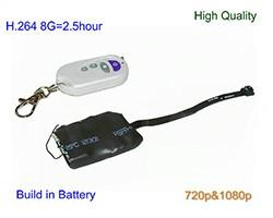 Pinhole Camera, H.264 Video Format, 720&1080P, TF Max 32G - 1 250px