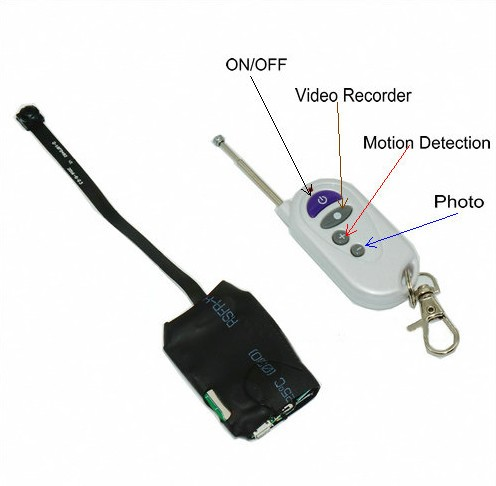 Pinhole Camera, H.264 Video Format, 720&1080P, TF Max 32G - 4