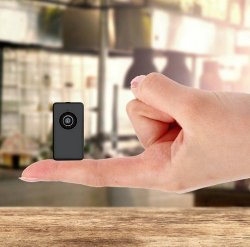 Tinny ThumbSize 1080p Camera, Motion Detection - 6