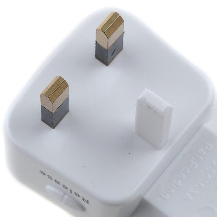 USB Traveling Charger Adapter Plug Mini Hidden Spy Camera - 3
