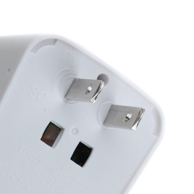 USB Traveling Charger Adapter Plug Mini Hidden Spy Camera - 4