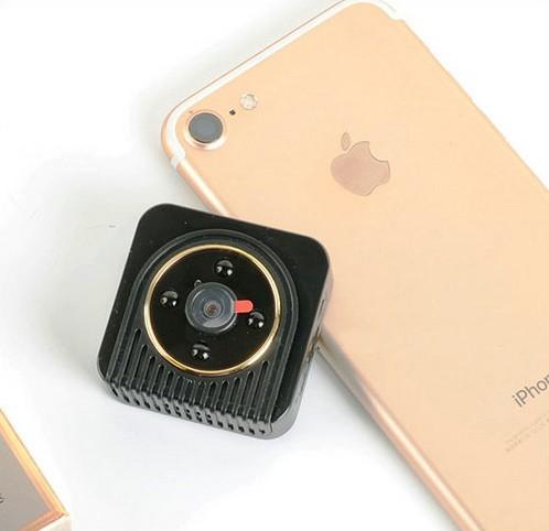 WIFI Mini Camera, Wearable Body Camera, H.264, TF 64G - 4