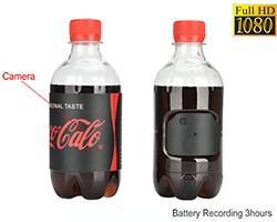 Water Bottle Hidden Camera, HD1080P 30fps, Battery Time 3hrs - 1 250px