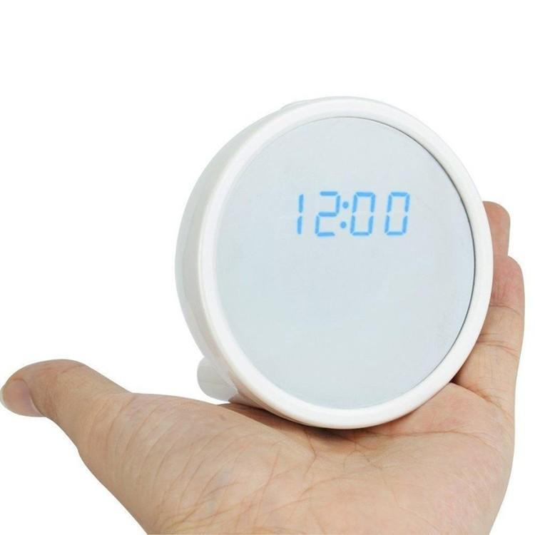 1920x1080P HD WiFi IP Network Hidden Camera Clock - 3