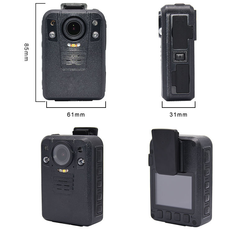 4G Body Worn Camera - 10