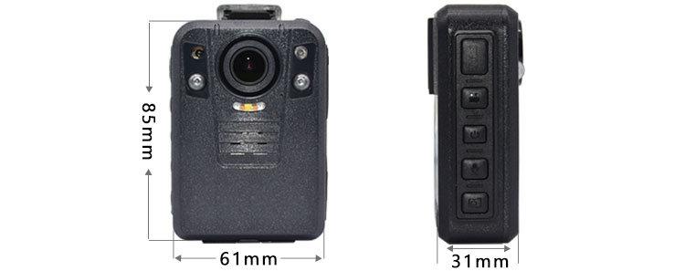 4G Body Worn Camera - 6