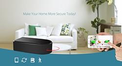 HD 1080P Pro Black Box WiFi Security Camera - 1 250px