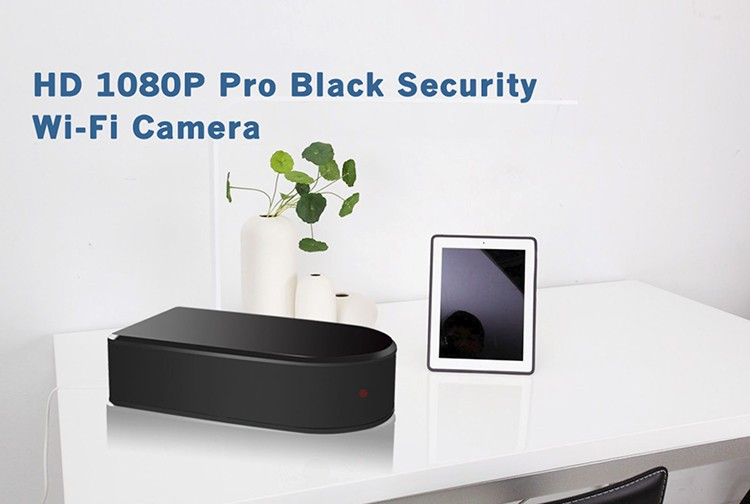 HD 1080P Pro Black Box WiFi Security Camera - 2