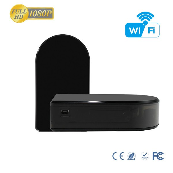 HD 1080P Pro Black Box WiFi Security Camera - 5