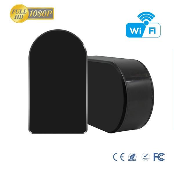 HD 1080P Pro Black Box WiFi Security Camera - 6