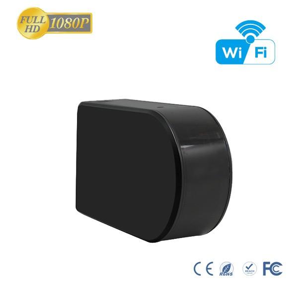 HD 1080P Pro Black Box WiFi Security Camera - 8