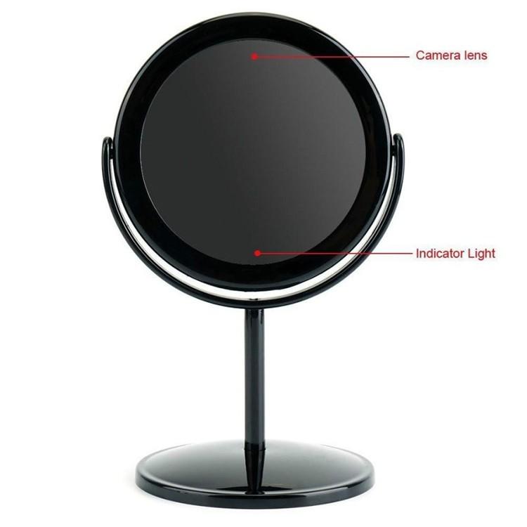 Mini Hidden Camera Mirror Motion Activated Video Recorder DV Camcorder - 1