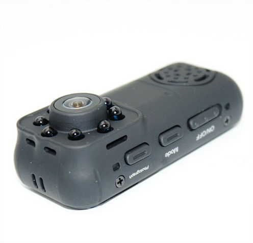 Mini Wearable Camera, 1080P, 2.0MP Camera, 140 Degree - 2