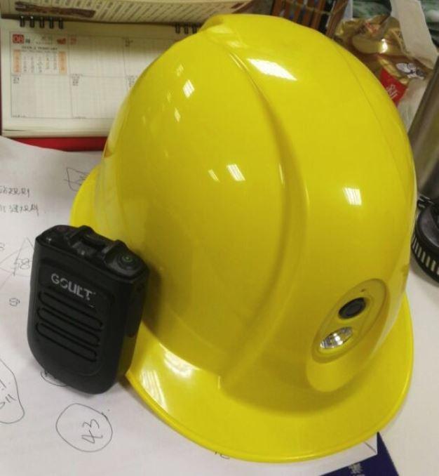 WIFI 4G LTE GPS 1080P HD headlight helmet camera - 3