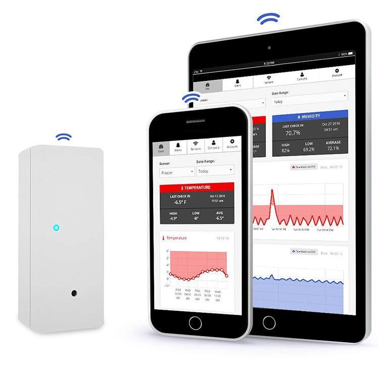 Wireless Temperature Sensor - 1