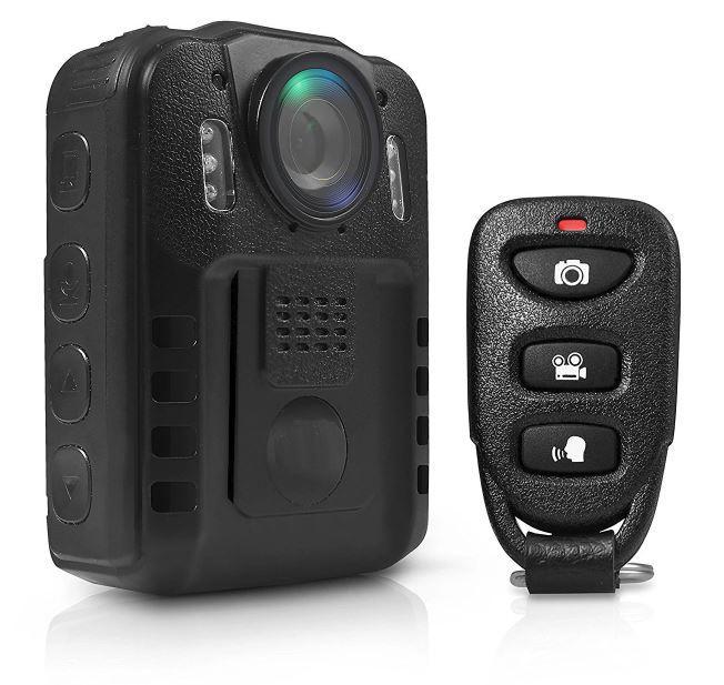 BMC032-Body Worn Camera - Removeable SD card - 11