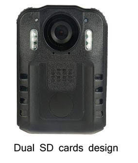 BMC032-Body Worn Camera-Removeable SD card,64GB Max,Novatek 96650 chipset