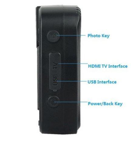 BWC020 - Body Worn Camera - Auto-NV - 7