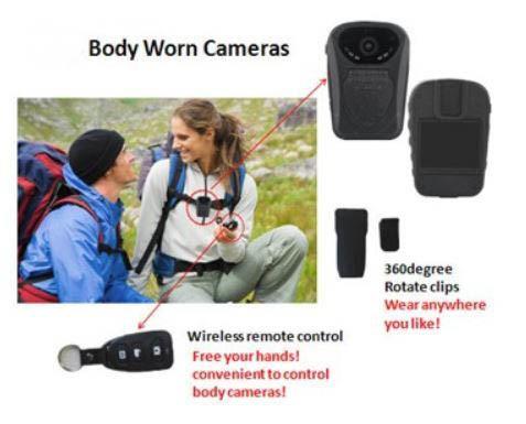 BWC020 - Body Worn Camera - Auto-NV - 8