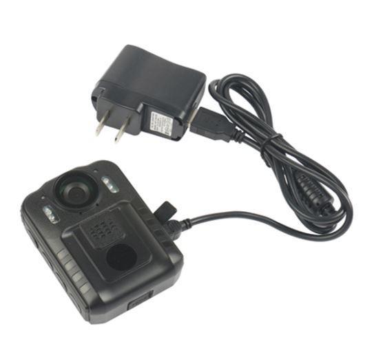 BWC021 - Body Worn Camera - 2 SD Card Design - 4