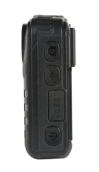 BWC021 - Body Worn Camera - 2 SD Card Design - 5