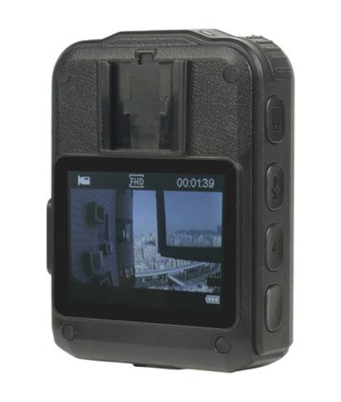 BWC021 - Body Worn Camera - 2 SD Card Design - 6