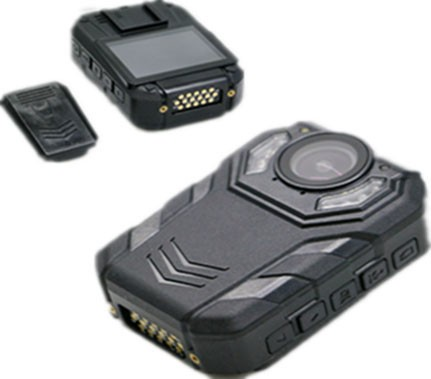 BWC026-Body Worn Camera-Ambarella A7LA50 chipset,170Degree Wide angle,128GB Max storage