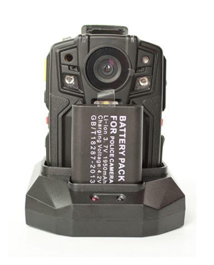 BWC030-Body Worn Camera-Ambarella A7LA50 chipset,140Degree Wide angle,GPS built-in,128GB - 6