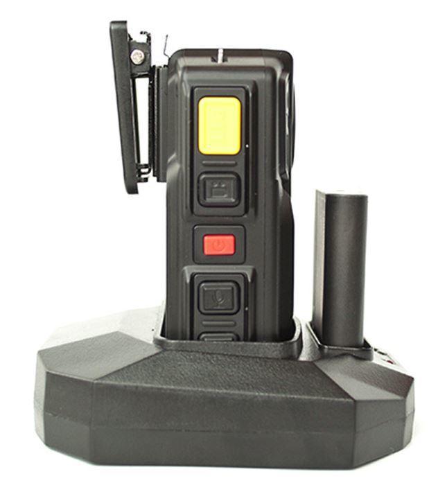 BWC030-Body Worn Camera-Ambarella A7LA50 chipset,140Degree Wide angle,GPS built-in,128GB - 9