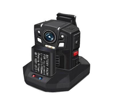 BWC030-Body Worn Camera-Ambarella A7LA50 chipset,140Degree Wide angle,GPS built-in,128GB