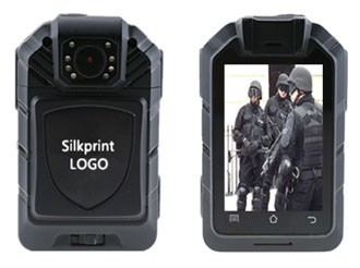 BWC035-Body Worn Camera-touch slide control,Remote control live, Bluetooth , Mobile APP