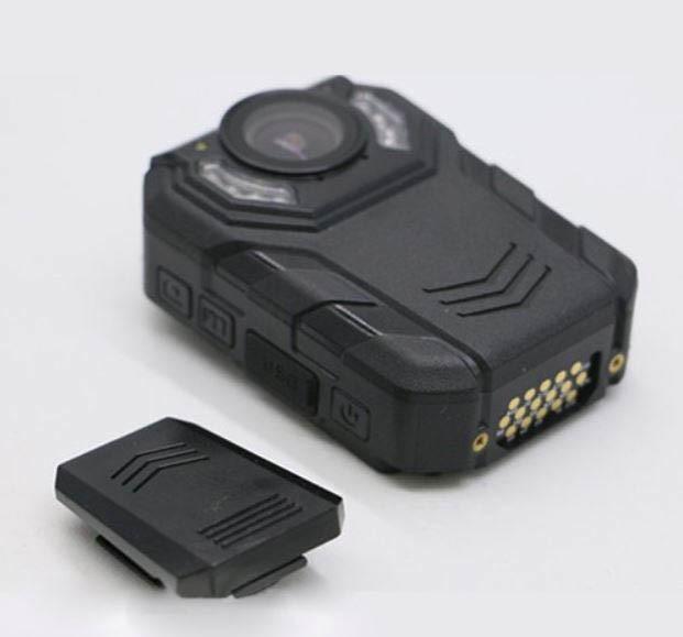 Body Worn Camera-Ambarella A7LA50 chipset,170Degree Wide angle,128GB Max storage - 2