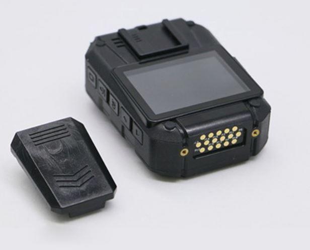 Body Worn Camera-Ambarella A7LA50 chipset,170Degree Wide angle,128GB Max storage - 5