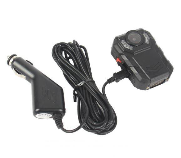 Body Worn Camera-Ambarella A7LA50 chipset,170Degree Wide angle,128GB Max storage - 7