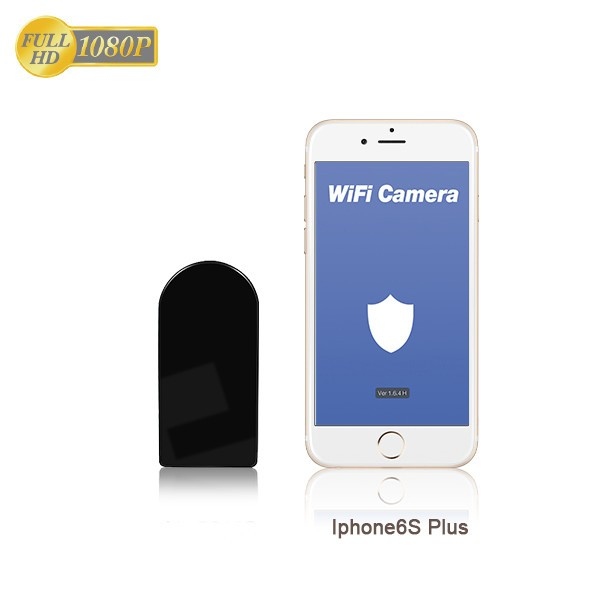 HD 1080P Mini Black Box WiFi Camera - 5