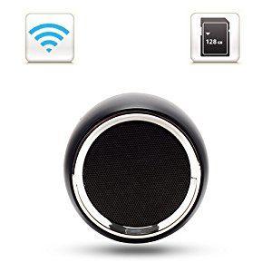 HD 1080P Wifi Hidden Camera Bluetooth Speaker - 11
