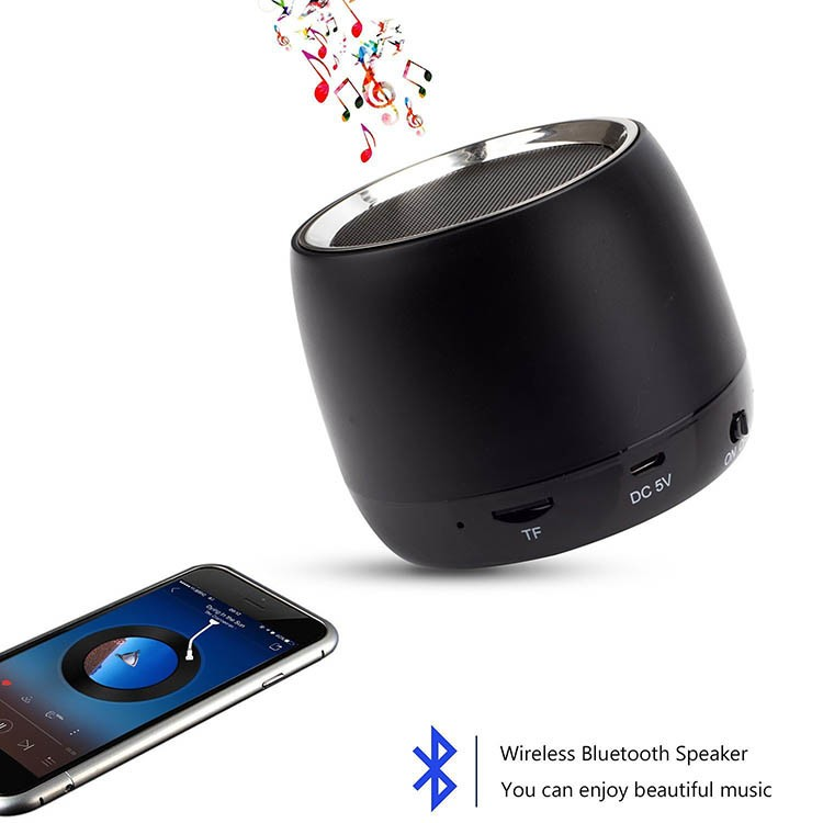 HD 1080P Wifi Hidden Camera Bluetooth Speaker - 3